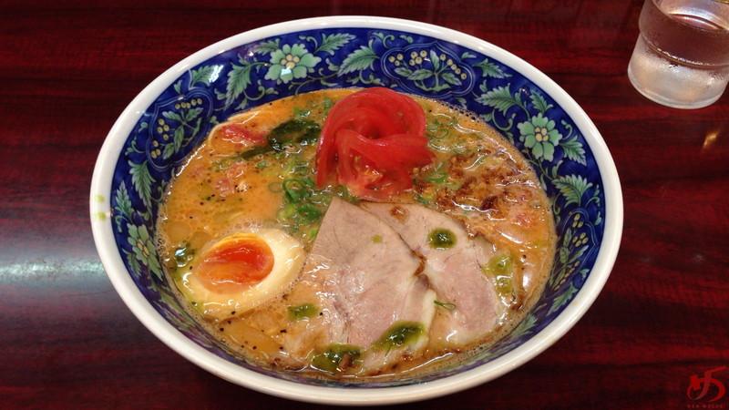 拉麺 空海 那珂川本店 (4)