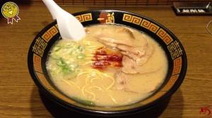 ハリガネを超えた博多最強の麺がここに!その名も剛鉄麺!
