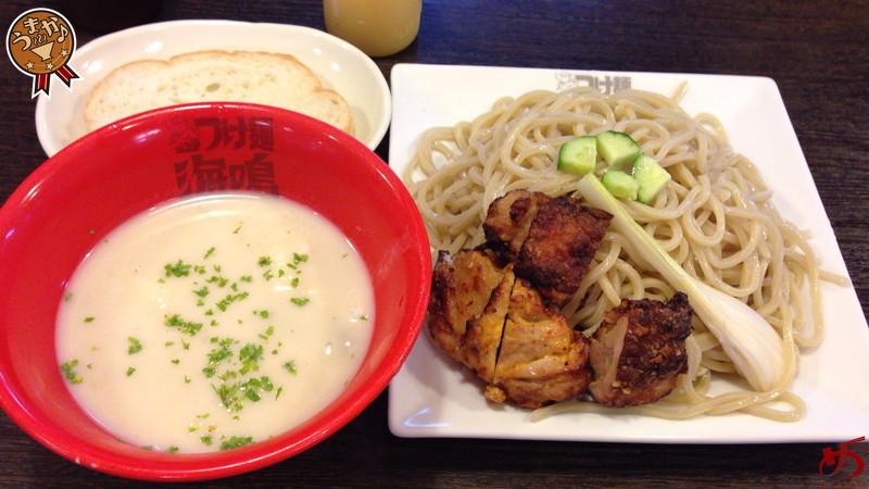 つけ麺 海鳴 (1)
