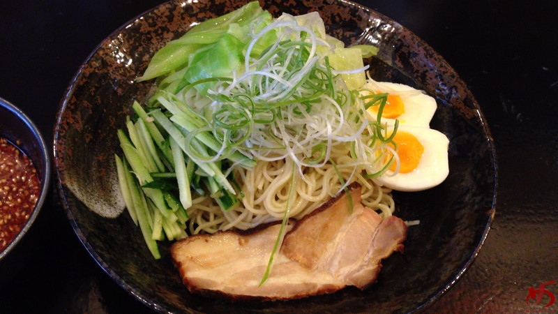 廣島つけ麺本舗 ばくだん屋 (2)