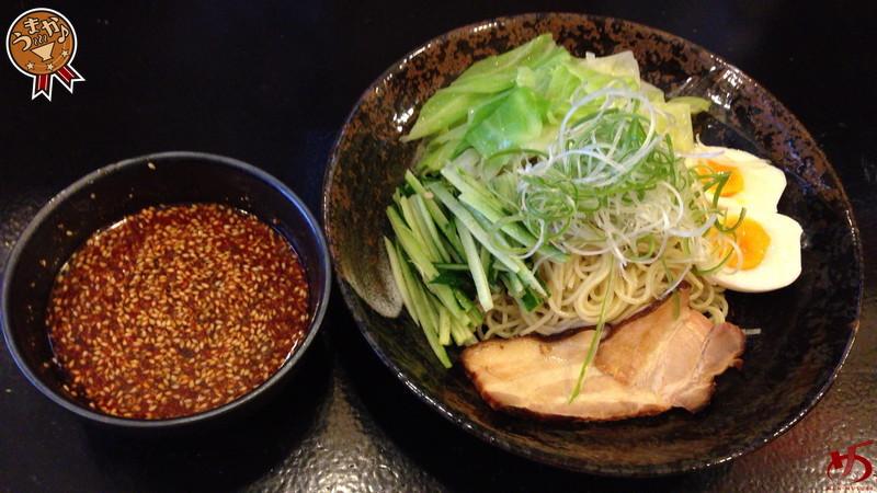 【閉店】暑い時期にピッタリ!広島名物の冷え冷え&辛旨つけ麺