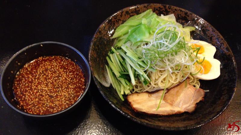 廣島つけ麺本舗 ばくだん屋 (1)