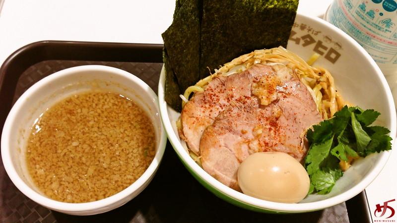 11 中華そばムタヒロ アハハ煮干特製つけ麺