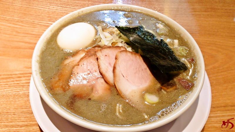 つじ田 奥の院@東京 煮干蕎麦
