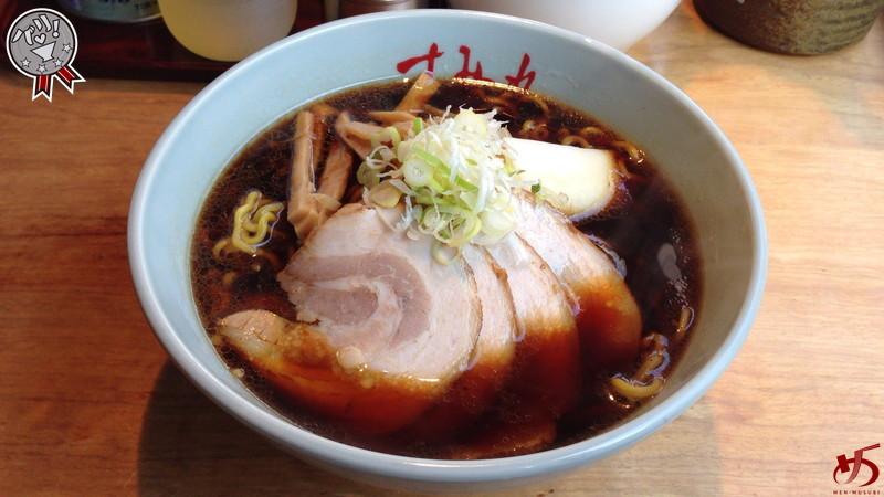 【閉店】甘みと渋みが魅力!たまり醤油仕立てのコッテリ醤油スープ