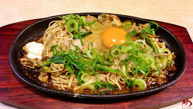 【閉店】自家製の麺&ソースが旨さの決め手!新風謹製焼きラーメン