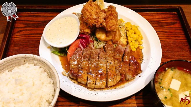 福岡市内、最強の洋食店はココ!旨さ&ボリュームに大満足