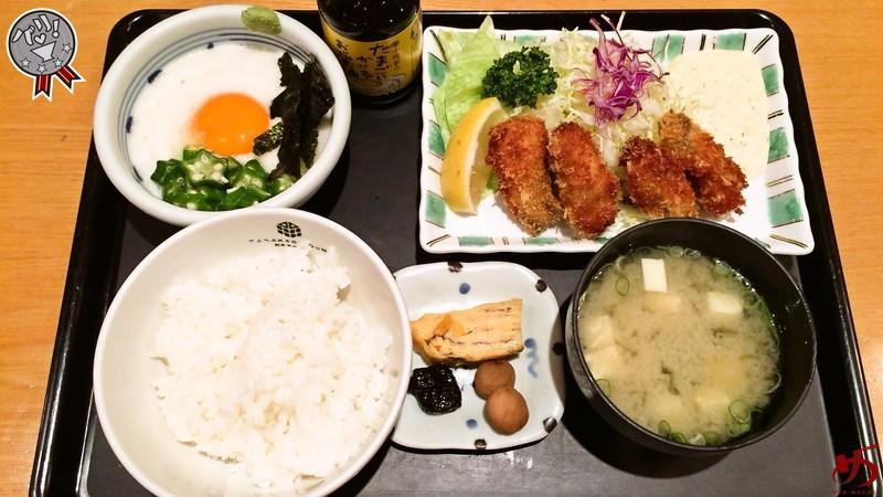ここが博多最強の定食屋さん♪わっぱ&中田中グループ