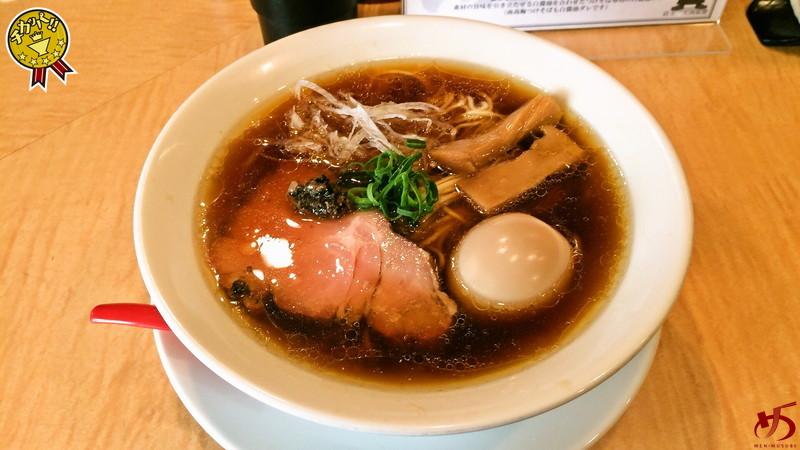 これが東京の中華そば!トリュフソースで未知の味わいに♪