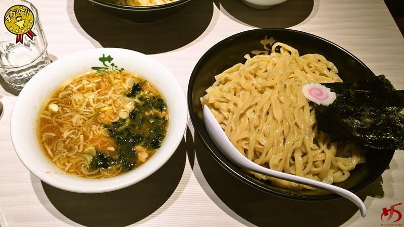 【閉店】関東系は濃厚だけに非ず!旨味タップリ&キレ抜群のつけ麺
