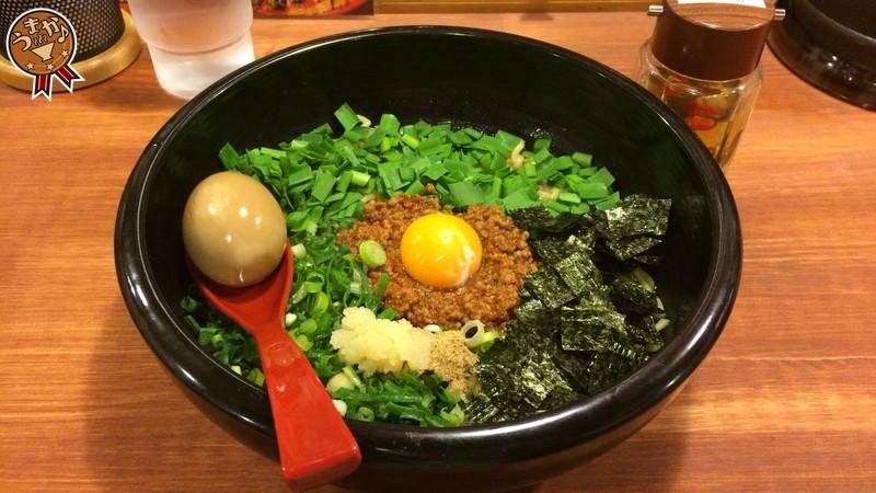 【閉店】台湾まぜそば発祥の「麺屋はなび」公認の味わいに納得!