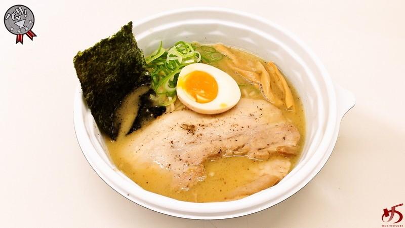 濃厚鶏白湯×魚介の旨味!やみつきになる激ウマスープ