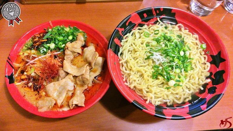 【閉店】味噌マニアックスの赤味噌つけ麺は辛シビVer.が鉄板!