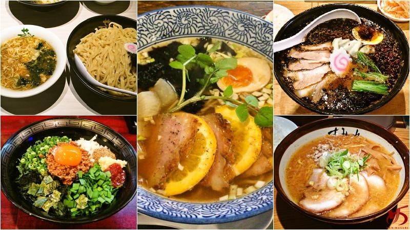 今、福岡で啜るべきラーメン 5杯 <2015年3月編>
