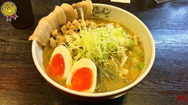 つけ麺海鳴 (1)