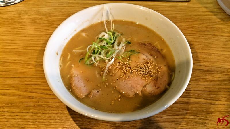 ラーメン屋 游 (4)