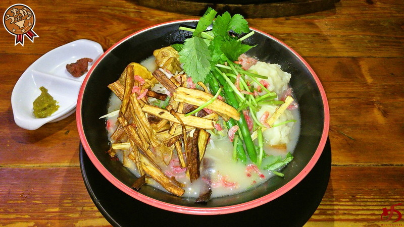 CHINA STYLE 麺や おの (1)