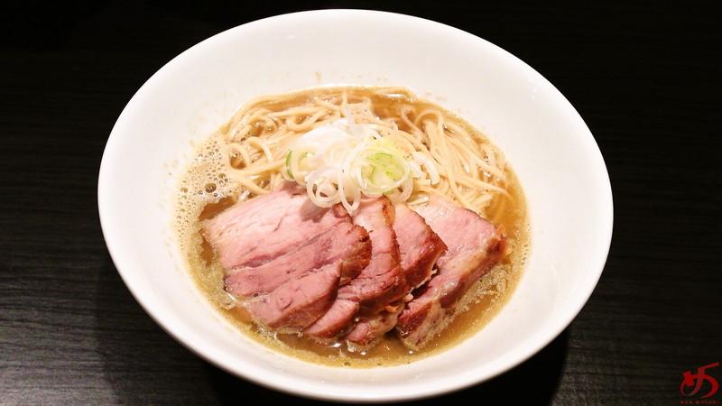 伊藤 銀座店 肉そば 小