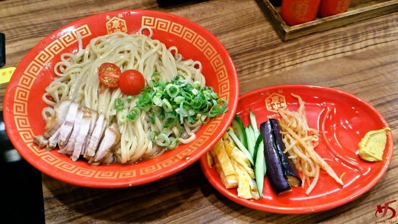 参考:麺研究所 慶史 2012年8月