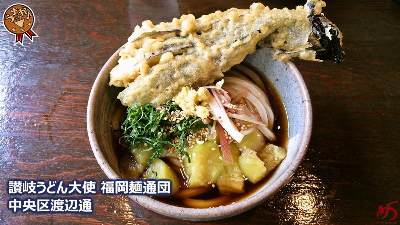 讃岐うどん大使 福岡麺通団 (2)