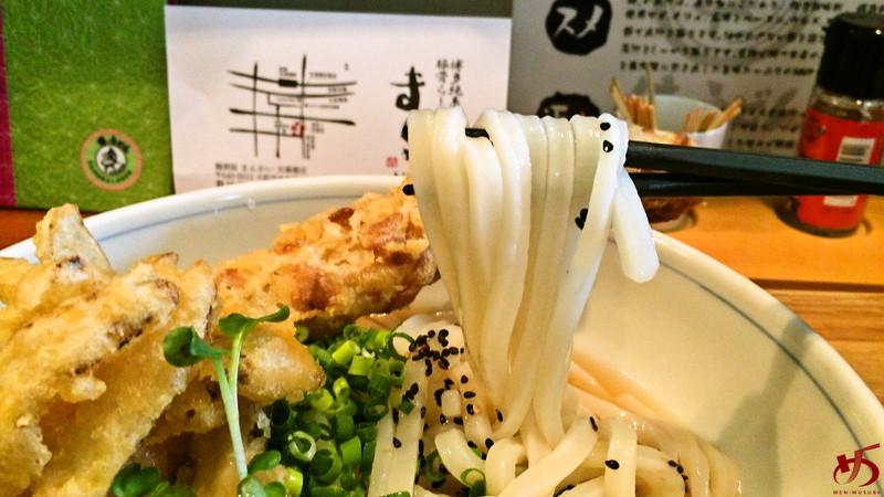 侍うどん (3)