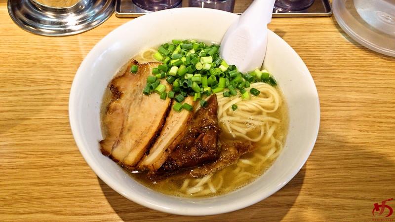 ラーメン屋游 (1)