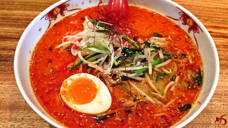 博多担々麺 とり田 (2)