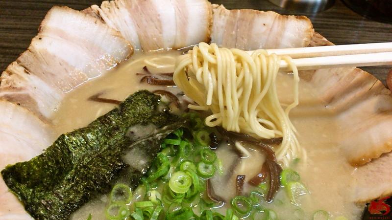 栗ちゃんラーメン 紺屋町店 (4)