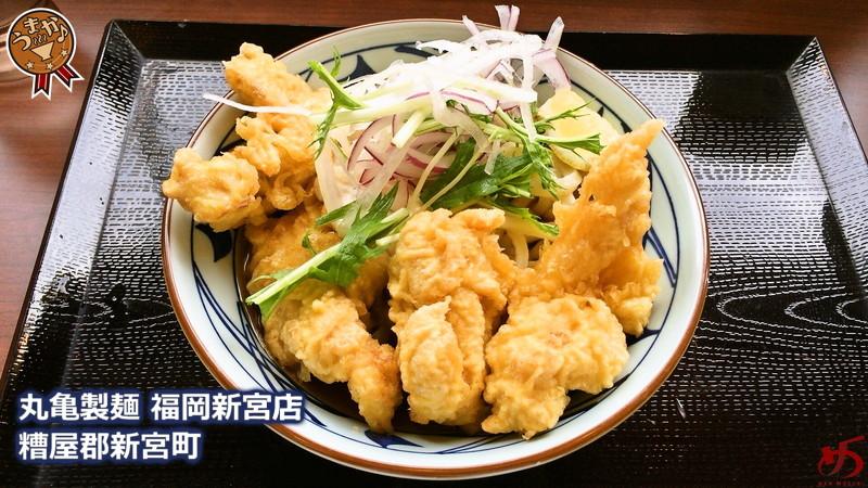 丸亀製麺 (1)