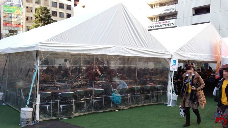 08飲食スペース1(テント1)