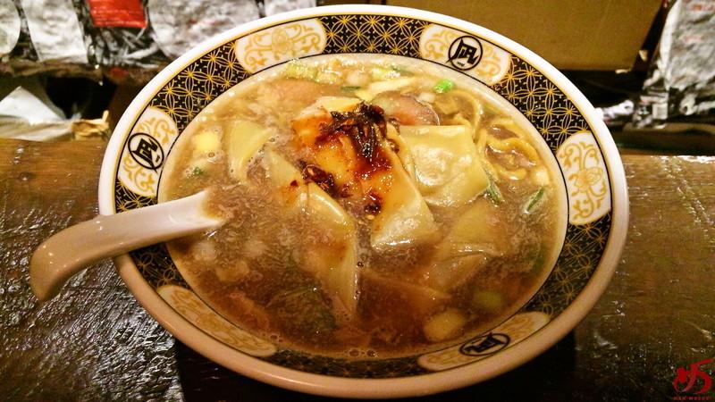 ラーメン凪 煮干王 五反田店2015年1月