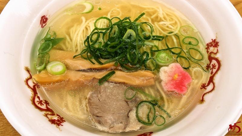 鯛塩そば 灯花 (2)