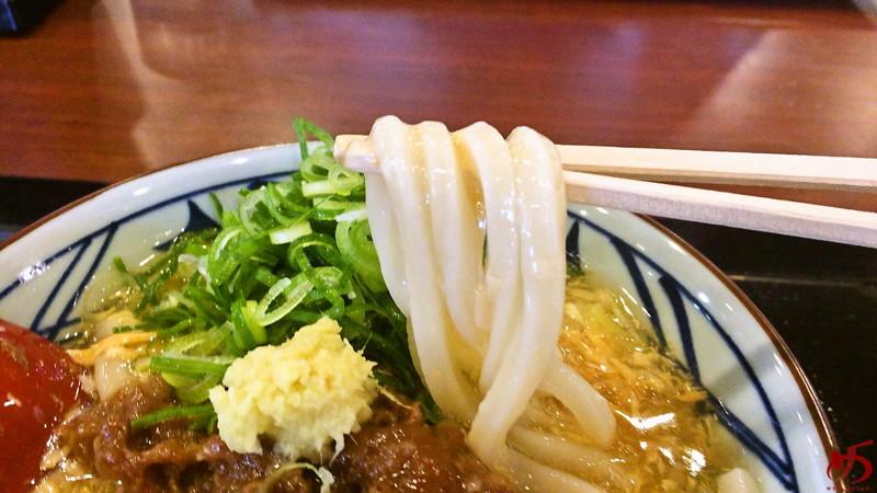 丸亀製麺 西月隈店 (4)
