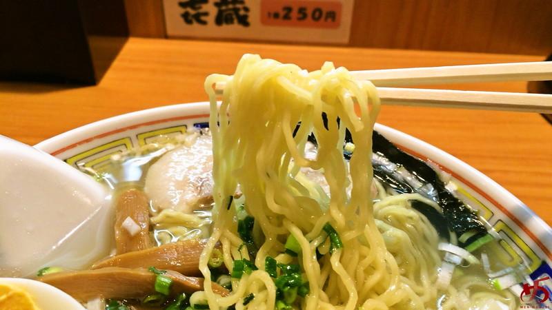 仙台牛タンねぎ塩ラーメン 㐂蔵 (4)