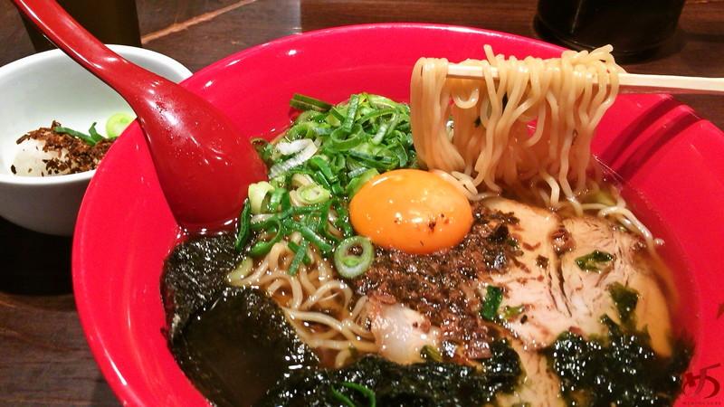 拉麺 久留米 本田商店 (5)