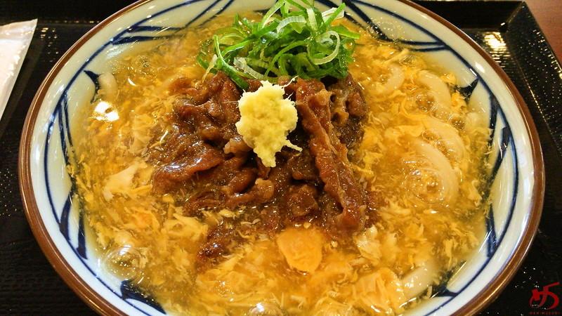 丸亀製麺 西月隈店 (2)