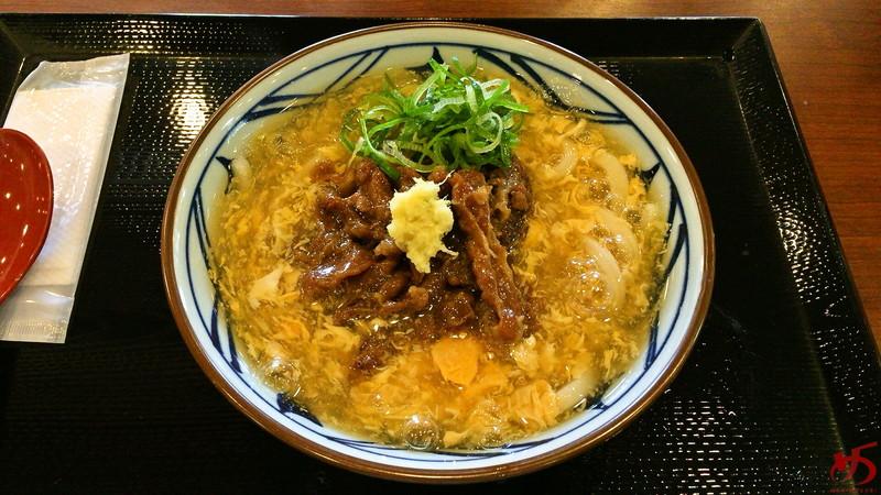 丸亀製麺 西月隈店 (1)