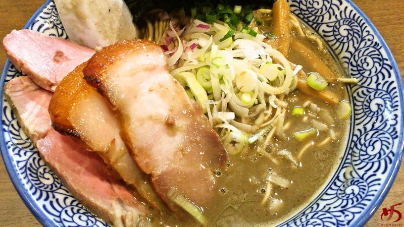 煮干しつけ麺 宮元 (4)