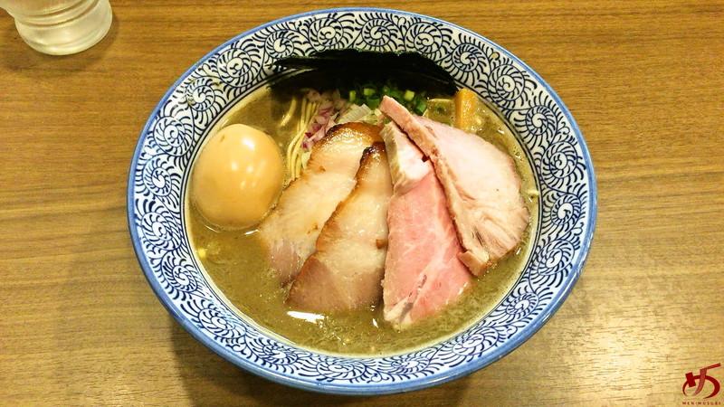 煮干しつけ麺 宮元 (1)
