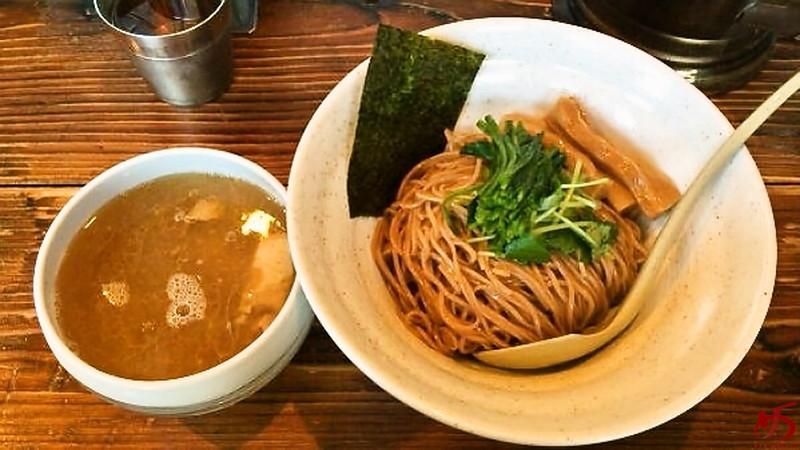 ザ・しおつけ麺@啜磨専科