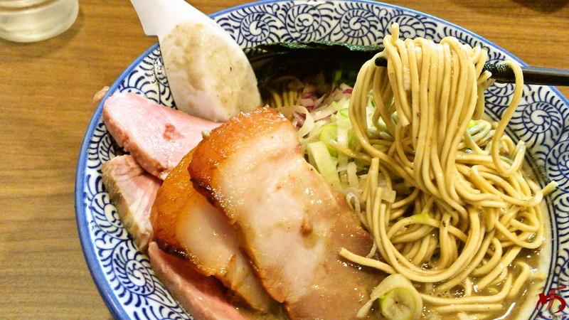 煮干しつけ麺 宮元 (5)