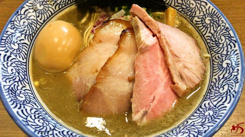 煮干しつけ麺 宮元 (2)