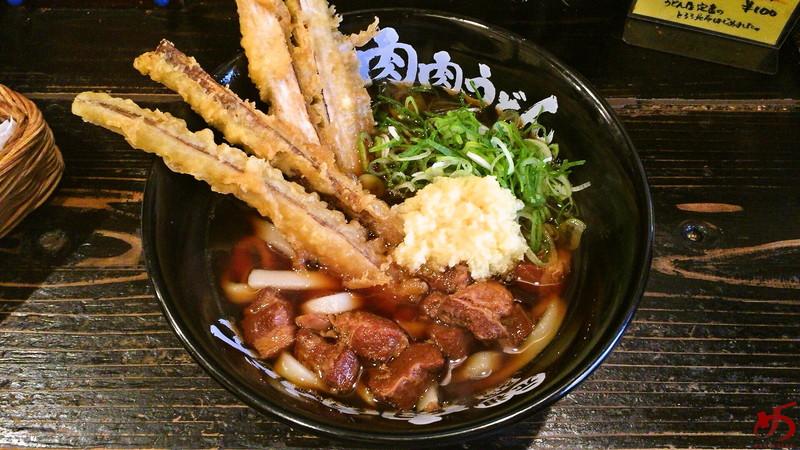肉肉うどん (1)