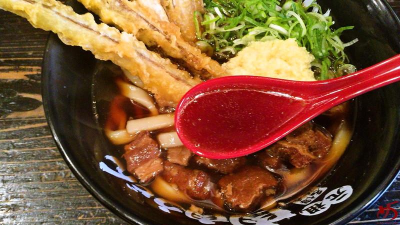 肉肉うどん (3)