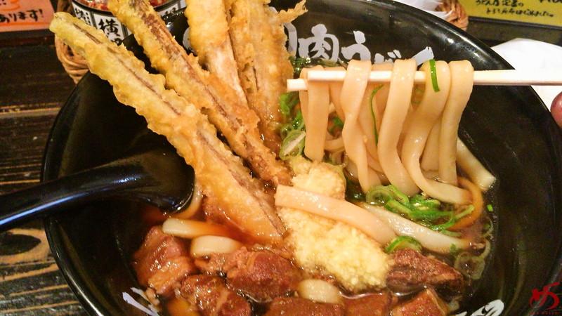 肉肉うどん (4)