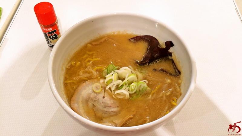 熟成あら味噌ラーメン@麺や虎徹 (1)