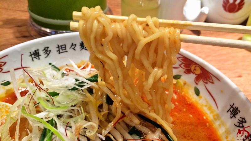 博多担々麺 とり田 KITTE博多店 (19)