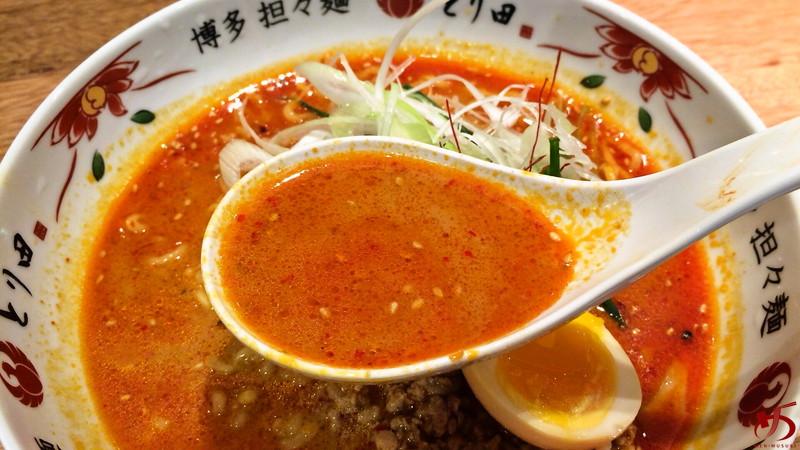 博多担々麺 とり田 KITTE博多店 (18)