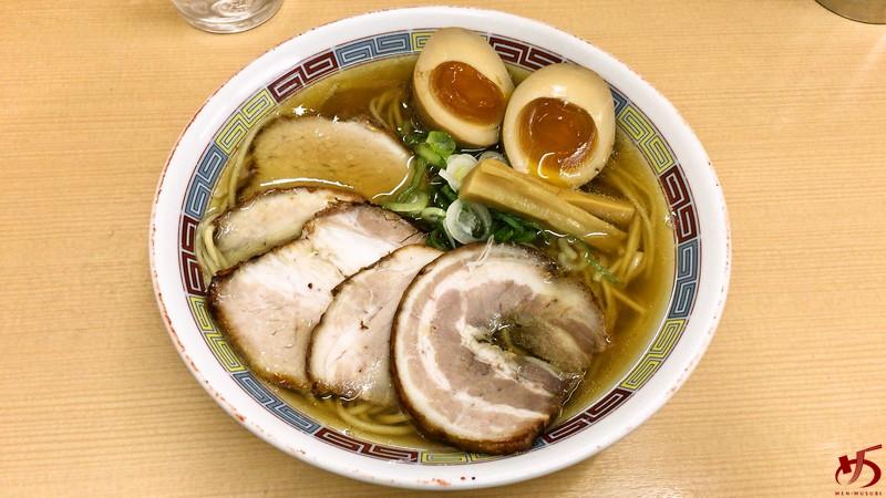 煮干鰮らーめん 圓 (1)