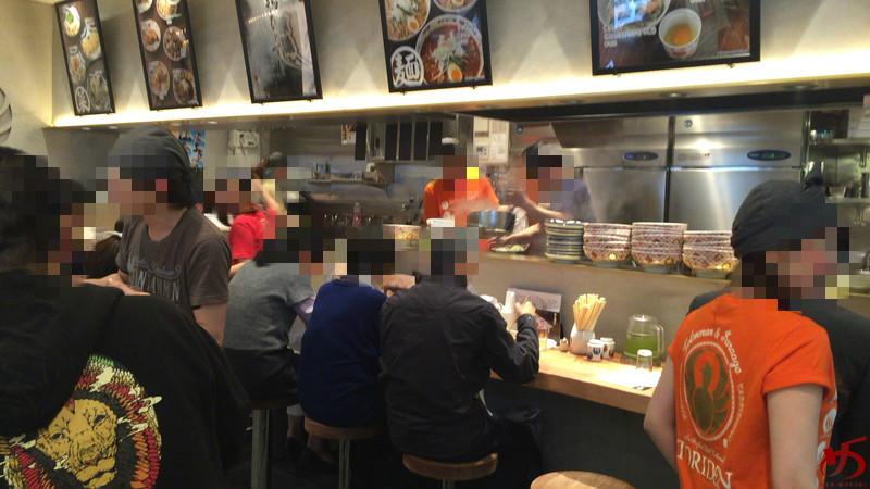 博多担々麺 とり田 KITTE博多店 (9)
